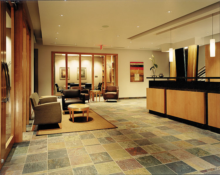 Receptionist Welcoming Area - Scottsdale Virtual Office
