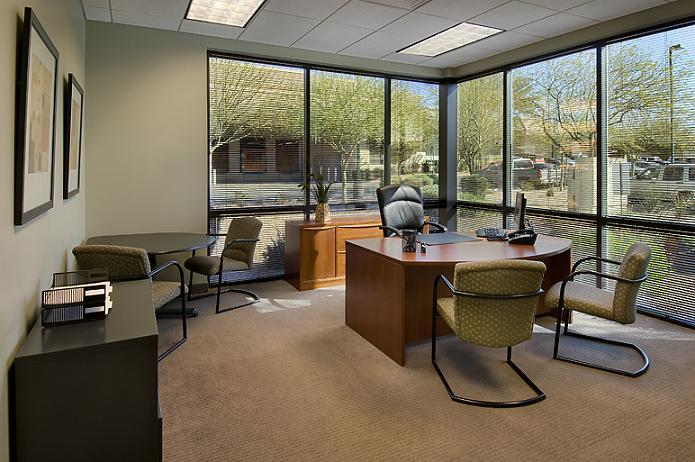 Scottsdale Office Space And Virtual Offices At North 71st