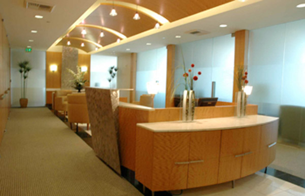 Stylish Entrance Lobby - Virtual Office in Beverly Hills