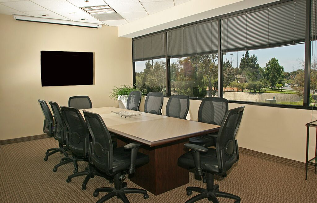 Irvine Office Space And Virtual Offices At Barranca Parkway