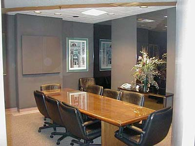 This Westport Virtual Office Meeting Rooms