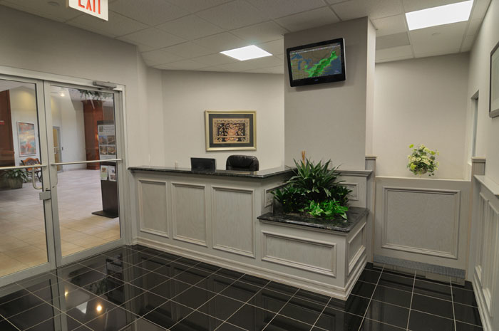 Entrance Lobby - Melville, NY Virtual Office Space