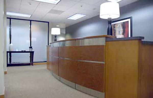 Stylish Entrance Lobby - Virtual Office in Los Angeles