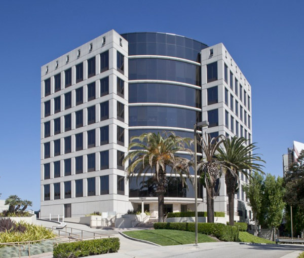 Exterior Facade - Los Angeles Virtual Office Space