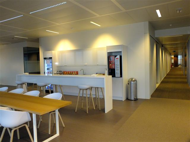 Break Room - Kitchen Area - Brussels Executive Suite