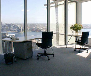 Sydney Day Office - Fully Equipped