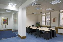 This London City Virtual Office Meeting Rooms