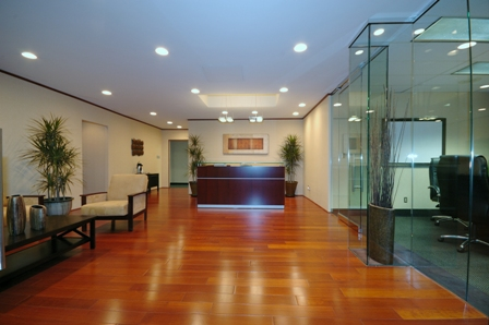 Entrance Lobby - Dallas Virtual Office Space