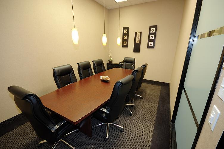 This Dallas Virtual Office Meeting Rooms