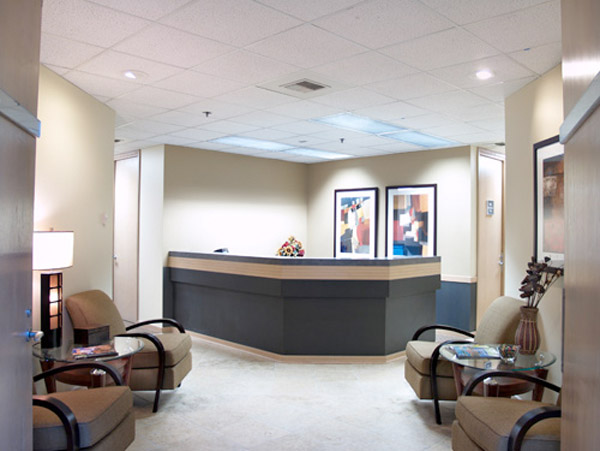 Stylish Entrance Lobby - Virtual Office in Bothell