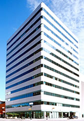 Houston Virtual Office - Building Facade