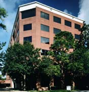 Exterior Facade - Houston Virtual Office Space