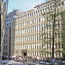 Exterior Facade - London City Virtual Office Space