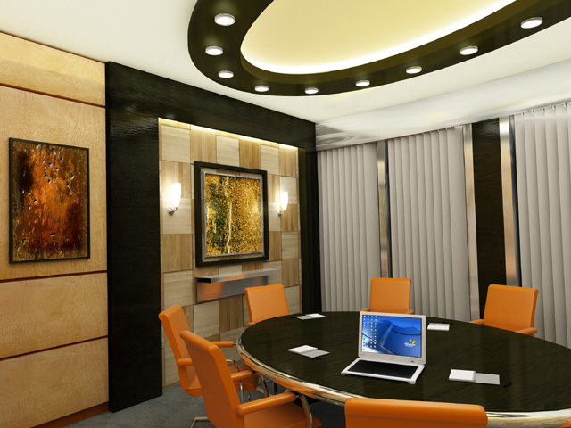 Turnkey Dubai Conference Room