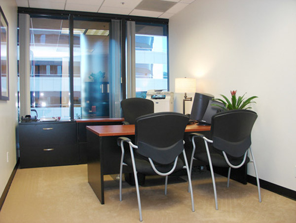 Irvine Office Space And Virtual Offices At Von Karman