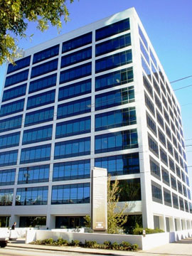 Exterior Facade - Atlanta Virtual Office Space