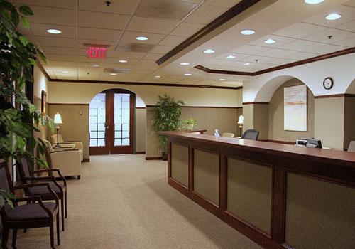 Entrance Lobby - Atlanta Virtual Office Space