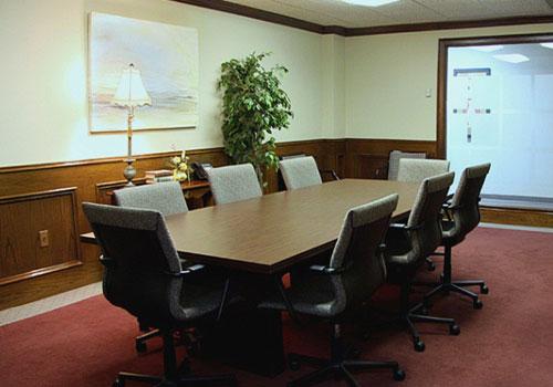 This Atlanta Virtual Office Meeting Rooms