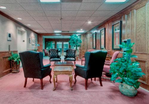 Receptionist Welcoming Area - Atlanta Virtual Office