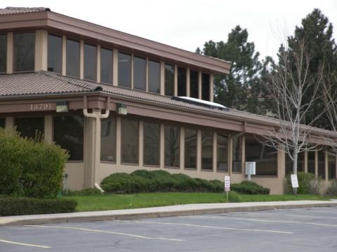 Aurora Virtual Office - Building Facade