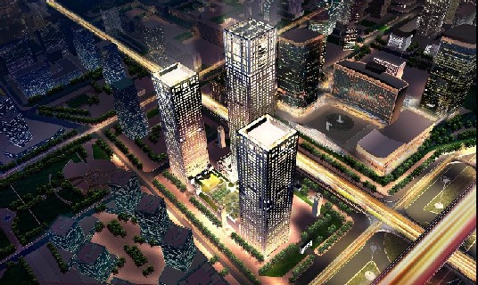 Picture 1 Beijing Yintai Centre