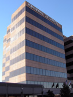 San Antonio Virtual Office - Building Facade