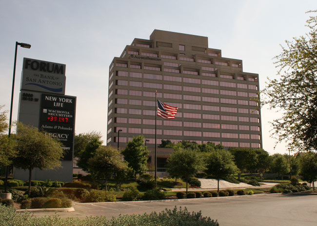 Exterior Facade - San Antonio Virtual Office Space