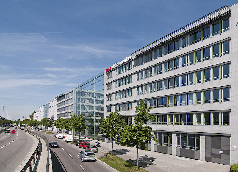 Office Space, Virual Office and Meeting Room in Munich