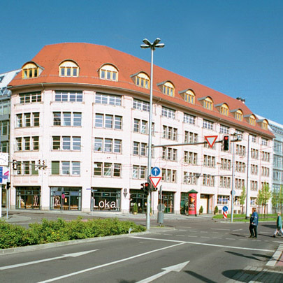 Office Space, Virual Office and Meeting Room in Leipzig