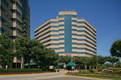Fairfax Virtual Office - Building Facade