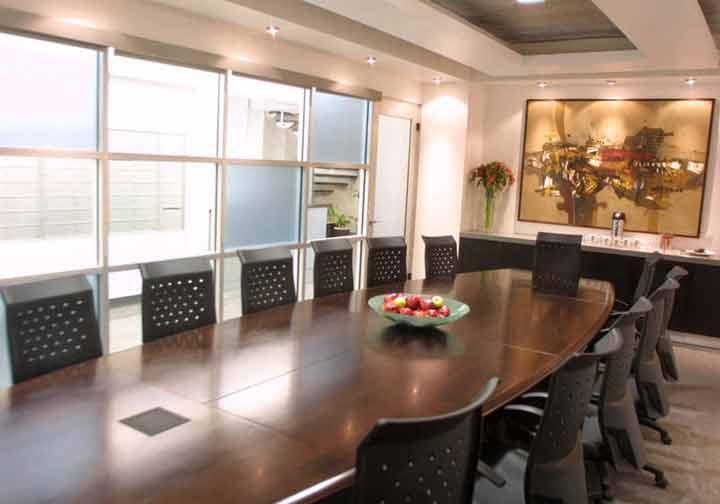 This Monterrey (San Pedro) Virtual Office Meeting Rooms
