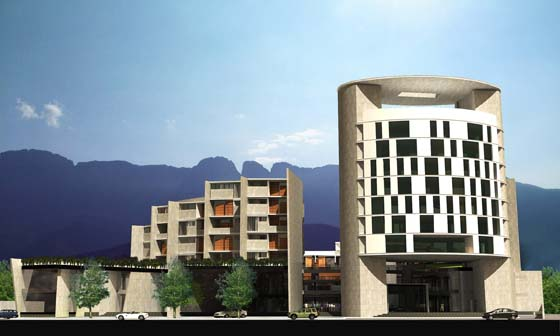 Office Space, Virual Office and Meeting Room in Monterrey