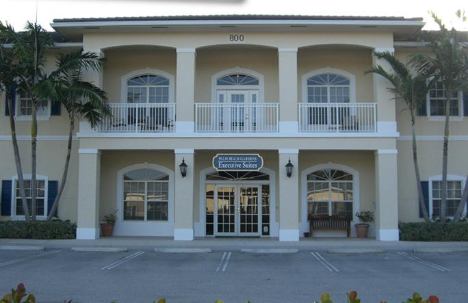 Palm beach gardens office space and virtual offices at - Palm beach gardens community center ...