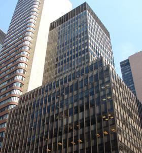 New York Meeting Room | Lexington Avenue