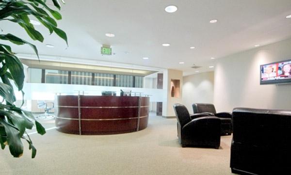 Stylish Entrance Lobby - Virtual Office in Long Beach