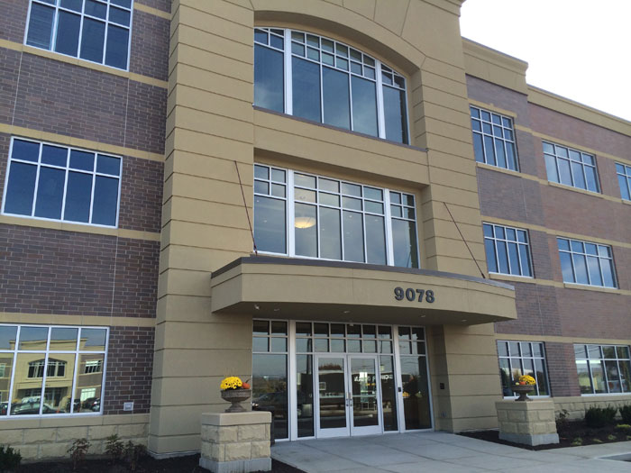 Exterior Facade - West Chester Virtual Office Space