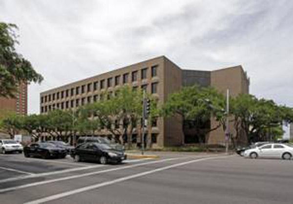 Houston Rental Car Center Address