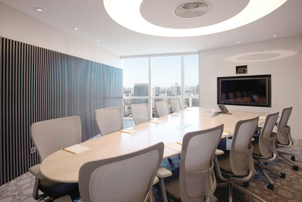 Turnkey Beijing Conference Room