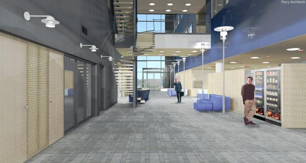 Picture 3 Business Center Keilaranta