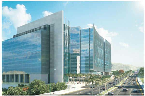 Mexico City Office Space And Virtual Offices At Av Javier