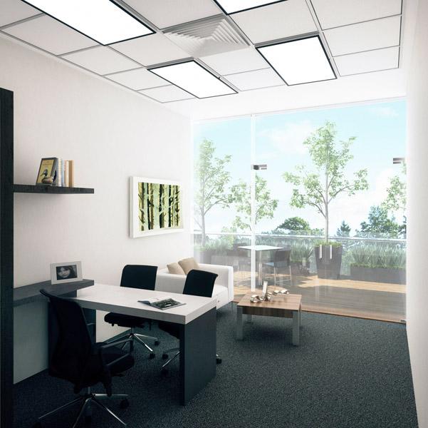 Office Space Mexico City Prisma Insurgentes Av