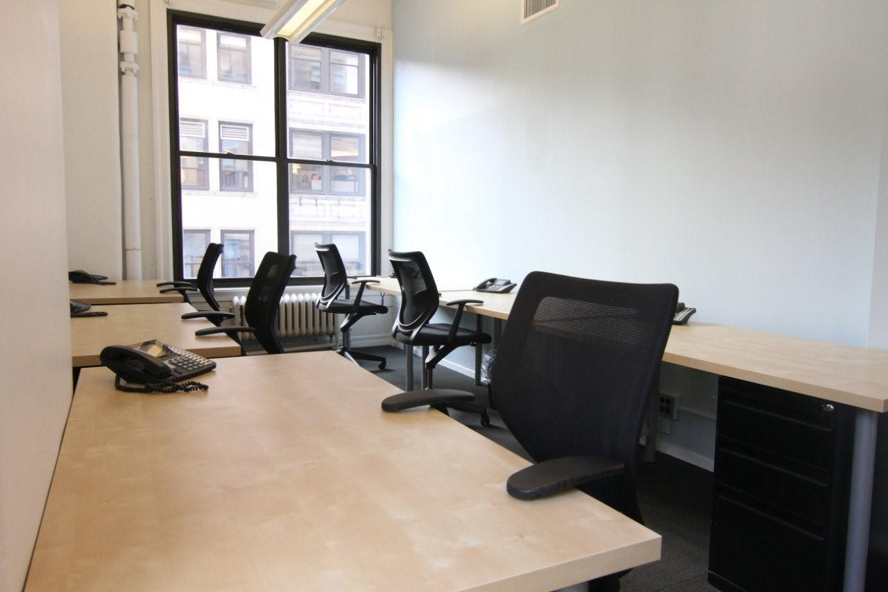 New York Day Office - Fully Equipped