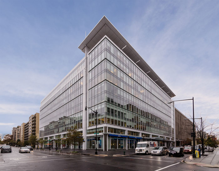 Exterior Facade - Washington Virtual Office Space