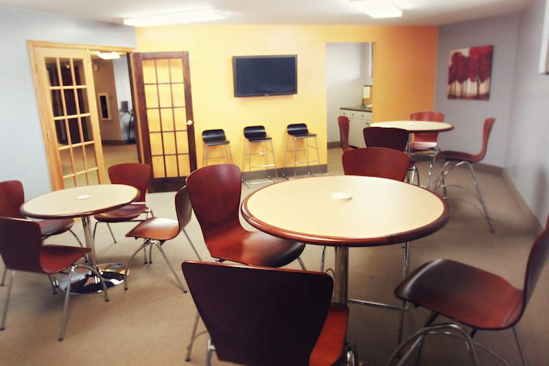 Salt Lake City Office Space And Virtual Offices At South East - Training table salt lake city