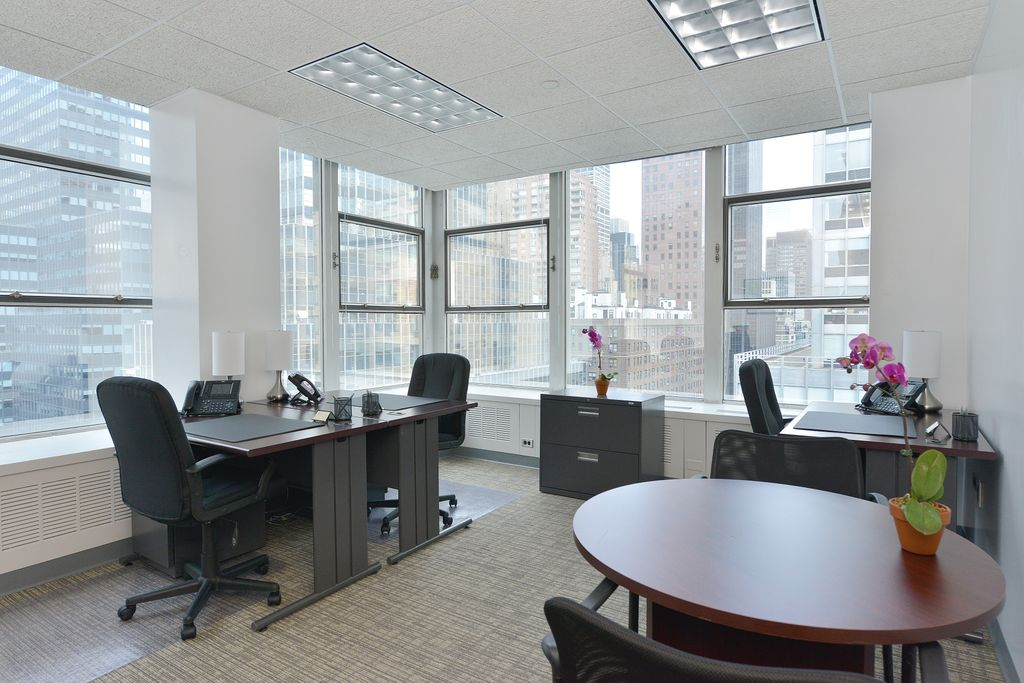 Exceptionnel Exterior   New York Office Space