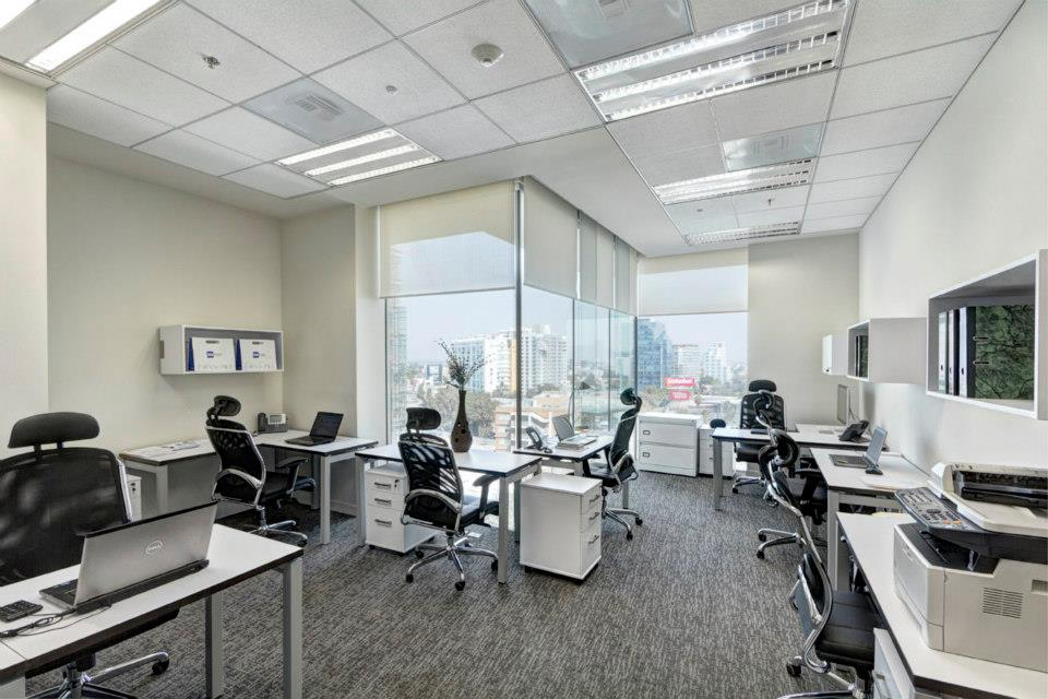 Office Space Mexico City Antara Polanco Av Ej 195 169 Rcito