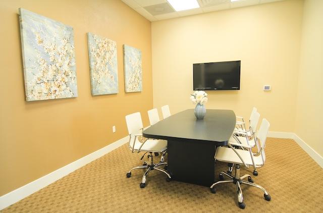 This Las Vegas  Virtual Office Meeting Rooms