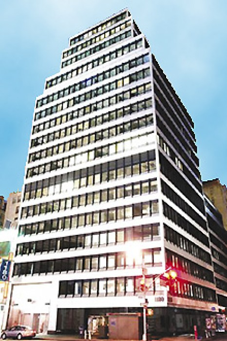 New York Virtual Office - Building Facade