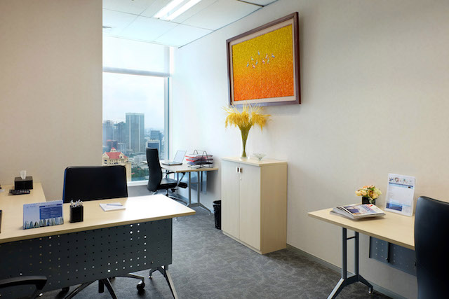Jakarta Office Space And Virtual Offices At Jl Jend