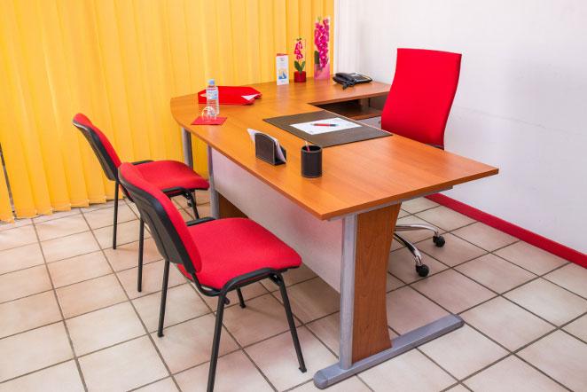 Office Space, Virual Office and Meeting Room in Baie-Mahault